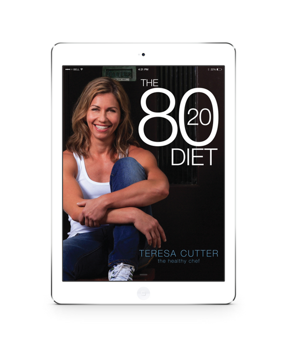The 80/20 Diet Book - ebook ebook The Healthy Chef