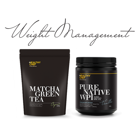 Weight Management Pack The Healthy Chef