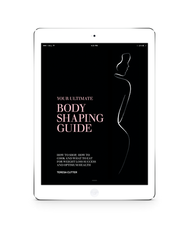 Your Ultimate Body Shaping Guide - ebook ebook The Healthy Chef