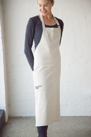 The Cook's Apron - French Vanilla Accessories The Healthy Chef