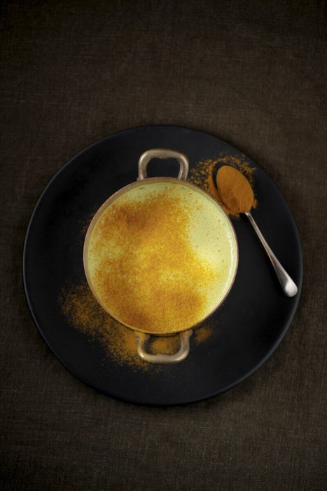 Turmeric Latte Organic Tea The Healthy Chef