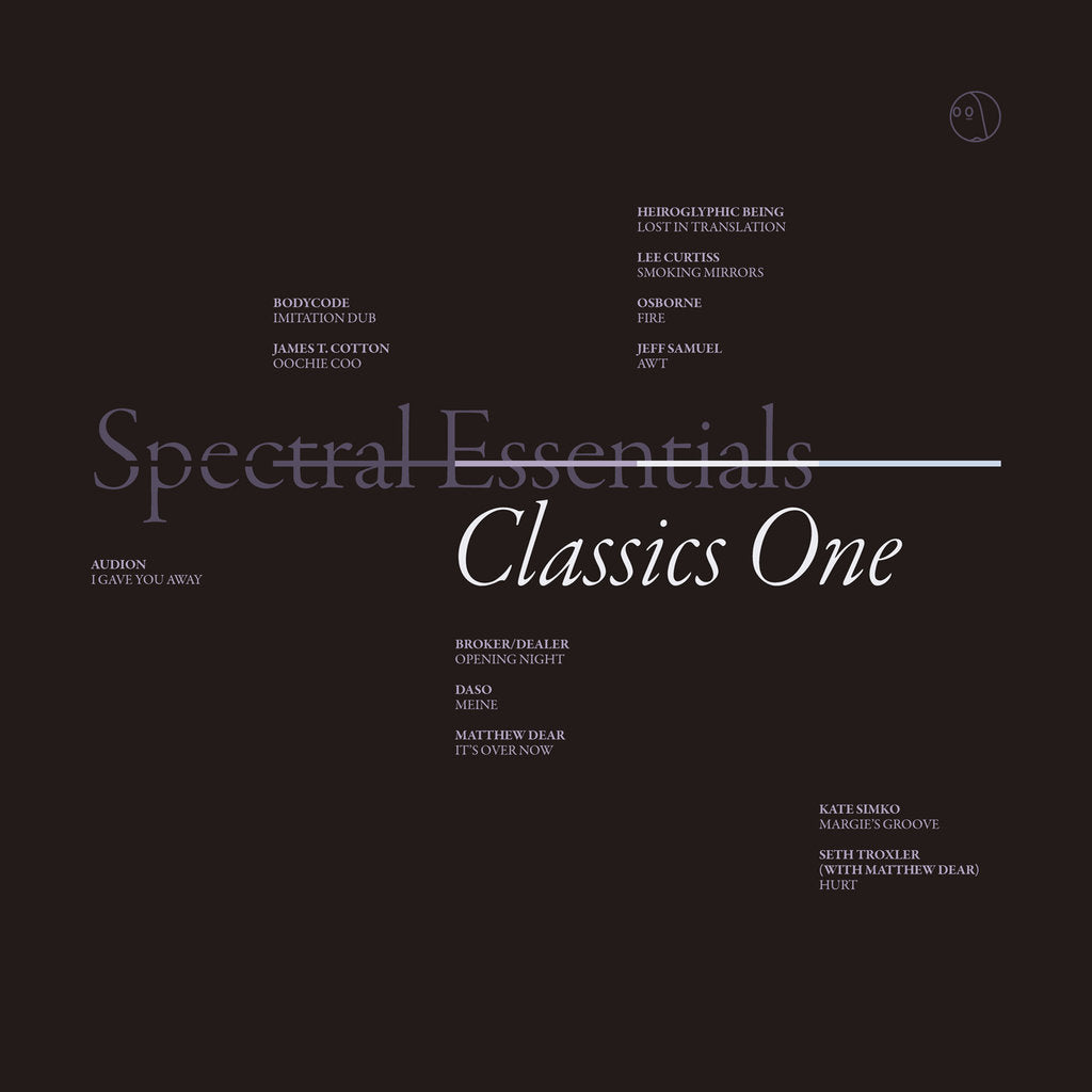 Spectral Essentials: One