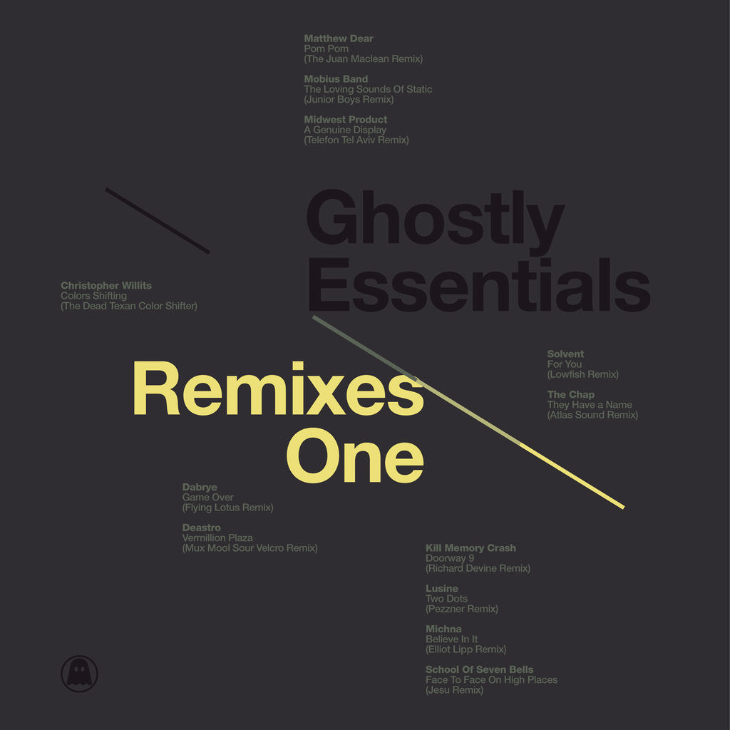 Ghostly Essentials: Remixes One