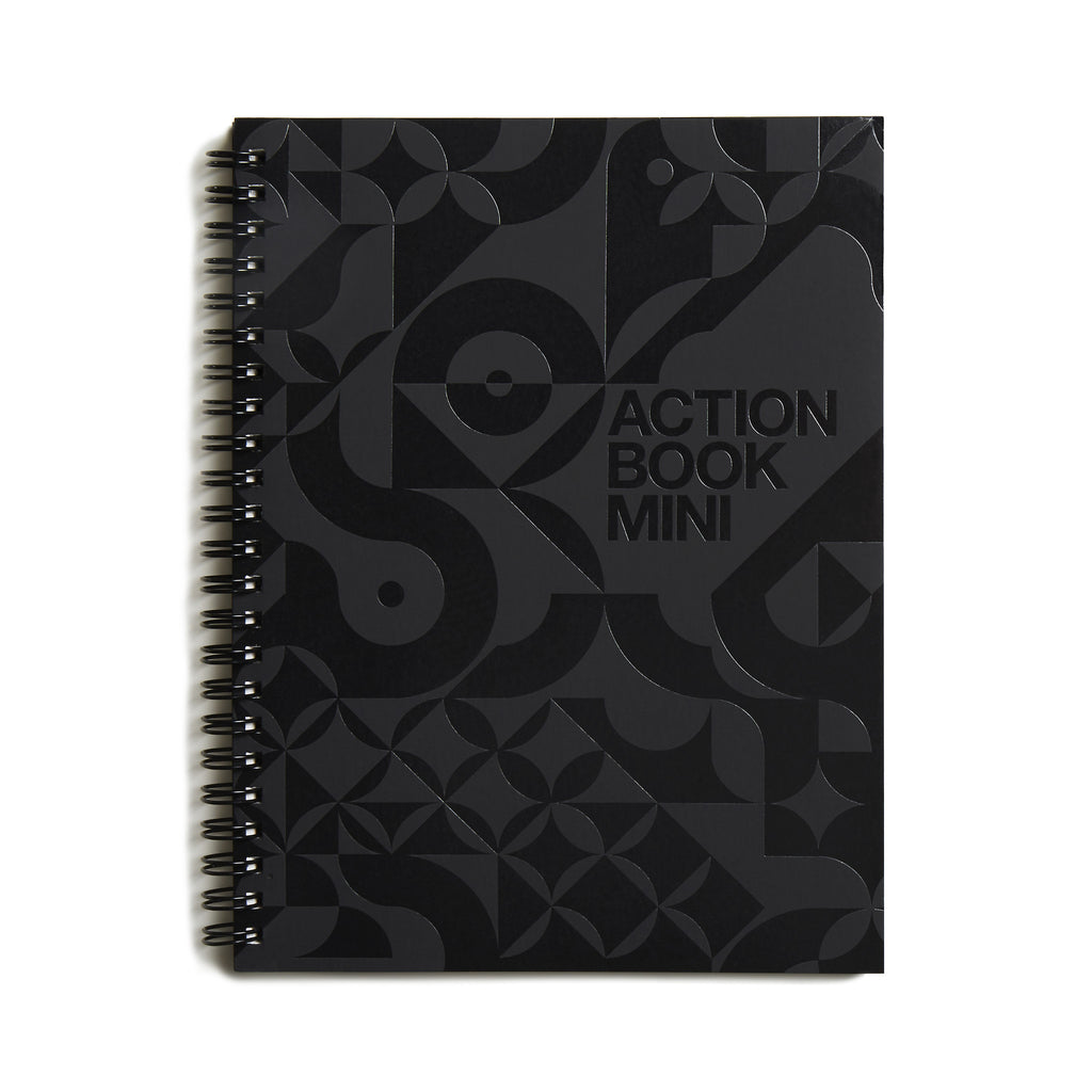 Action Book Mini - Andy Gilmore Edition