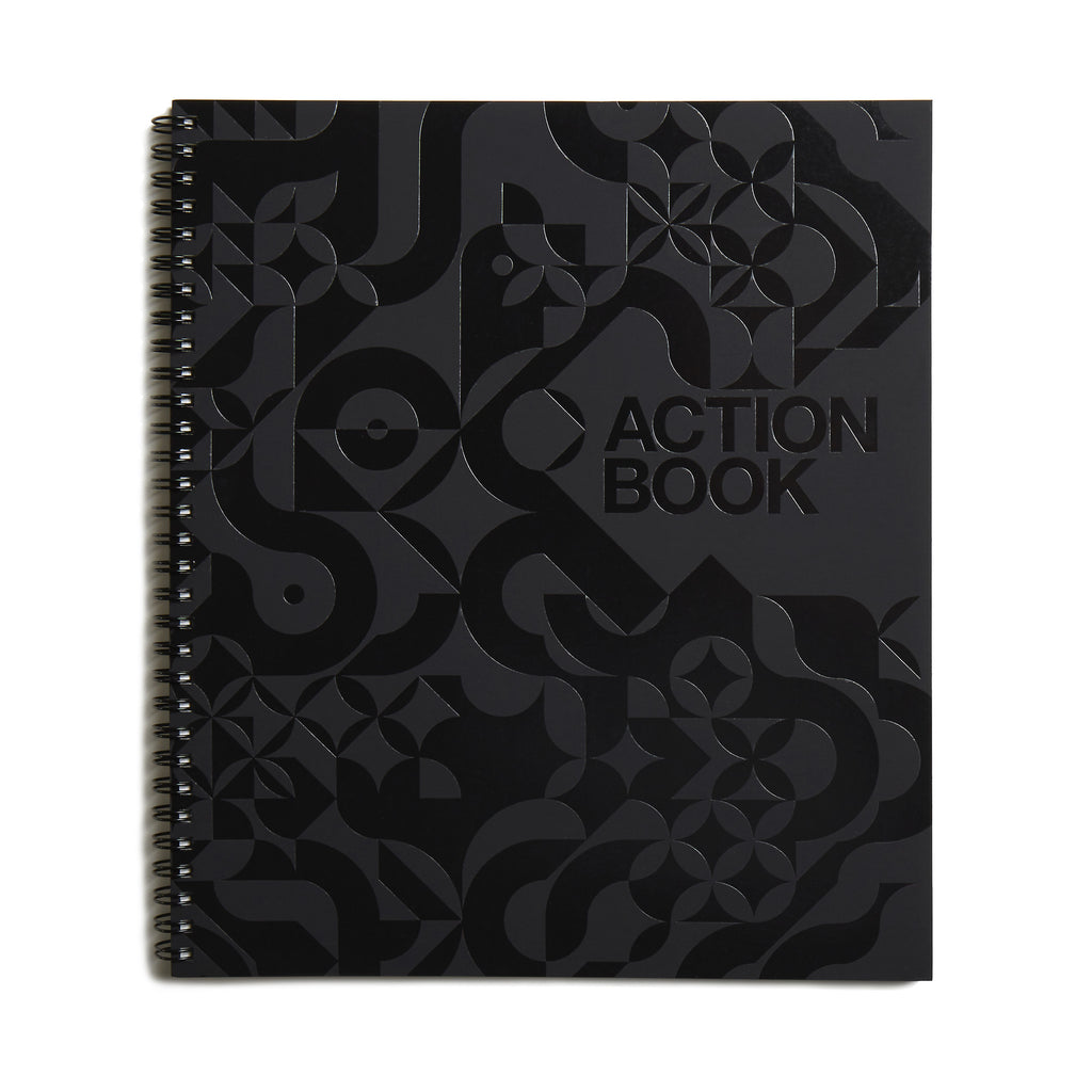 Action Book - Andy Gilmore Edition
