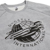 Around The World Sweatshirt - Grey