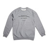 Art + Artifice Crewneck - Grey