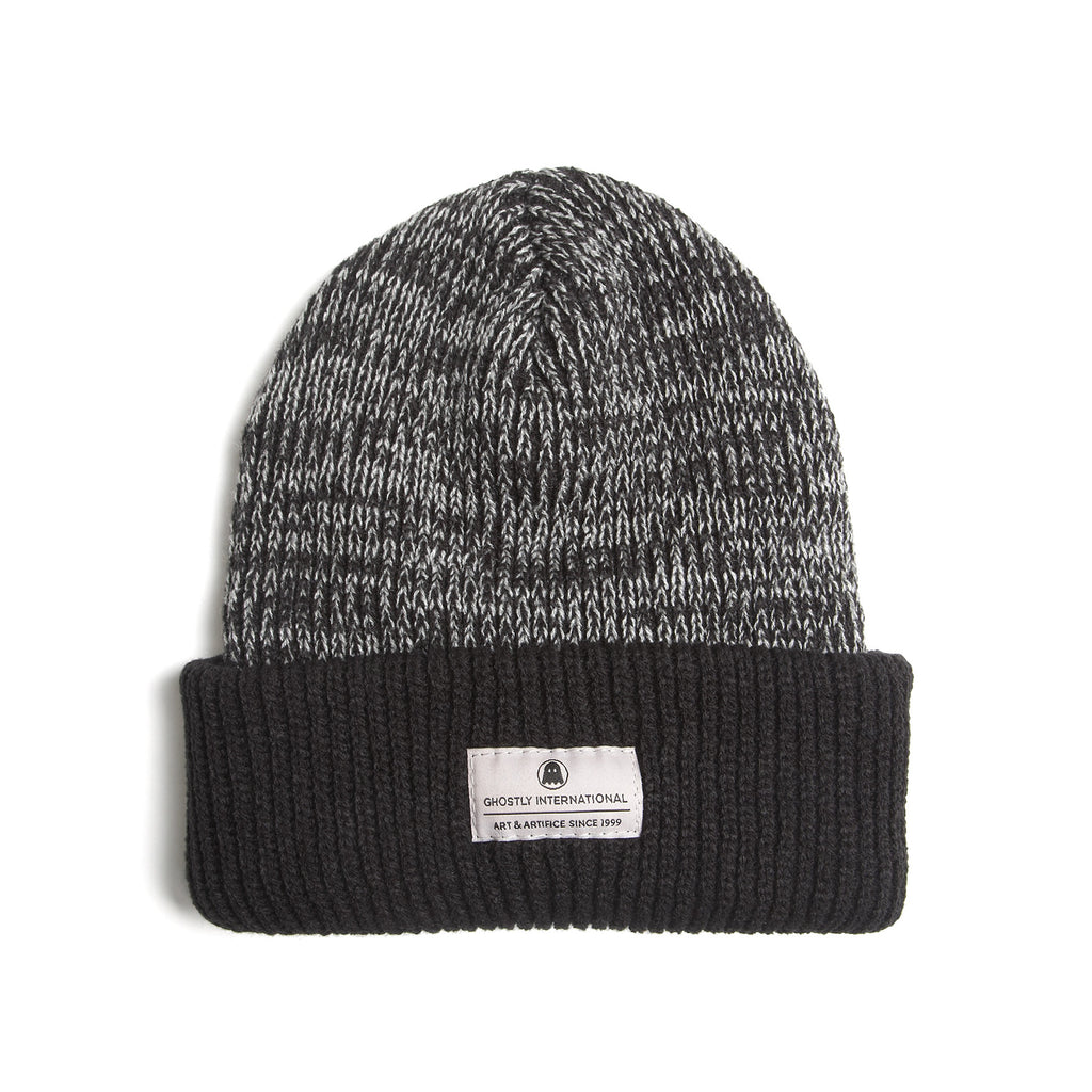 Ghostly Beanie - Grey
