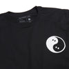 Ghostly Yin Yang Long-Sleeve - Black - International