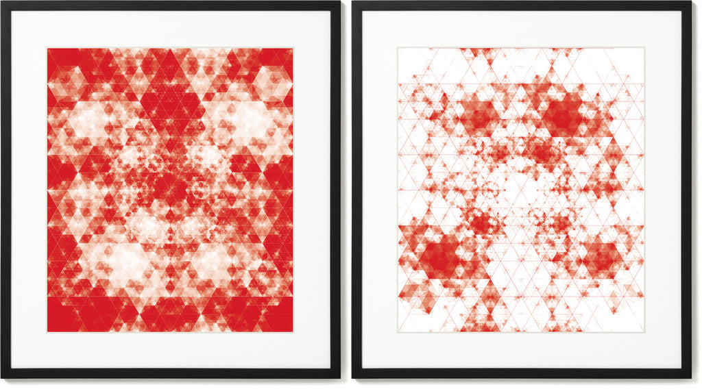 Rose Lattice I & II