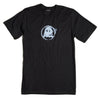 Distressed Logo Tee - Black
