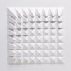 Extraction Series: Arrayed: White