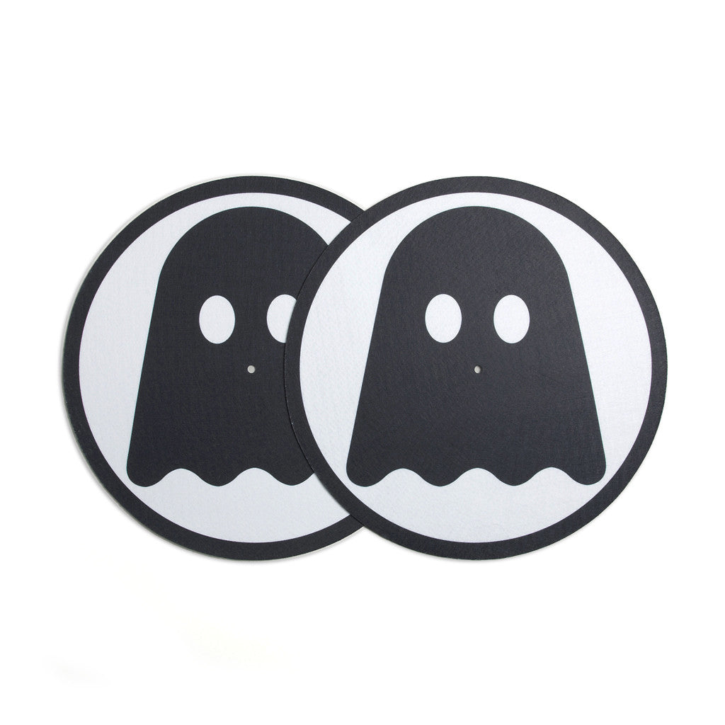 Ghostly Logo Slipmats