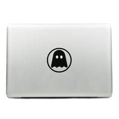 Ghostly Laptop Decals
