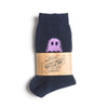 Ghostly Logo Socks - Navy - International