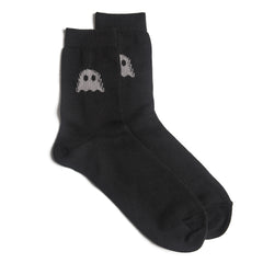 Ghostly Logo Socks - Black