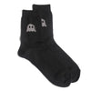 Ghostly Logo Socks - Black - International