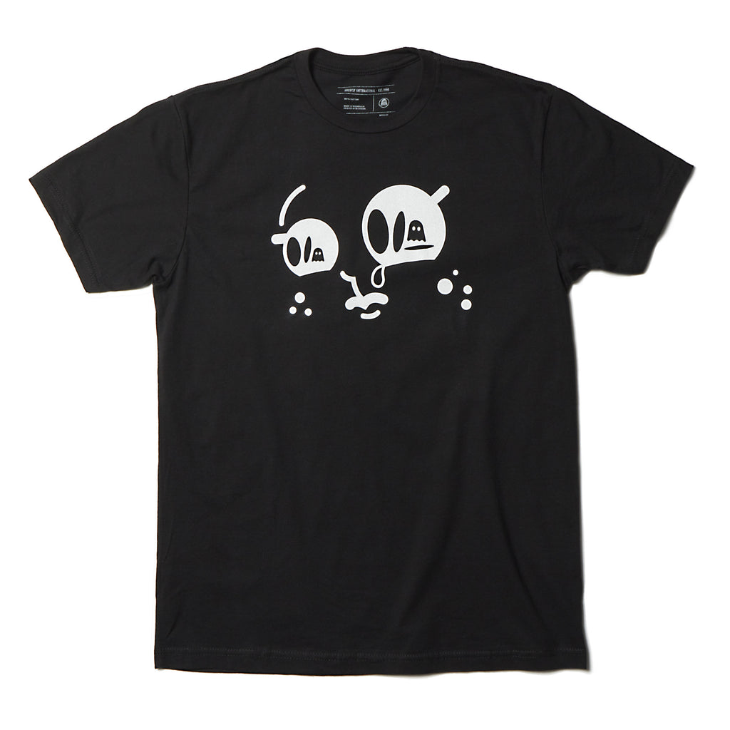 Ghostly '97 Tee - Black