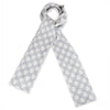 Ghostly Logo Scarf - Grey