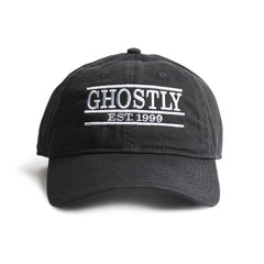 The Ghostly Alumni Hat - Black