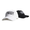The Ghostly Alumni Hat - White
