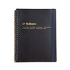 Rollbahn Large Notebook - Black