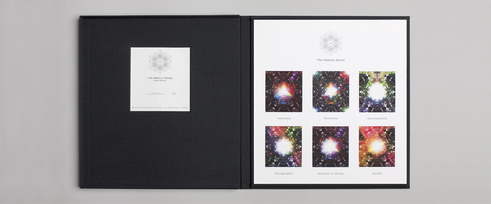 The Nebula Series Folio