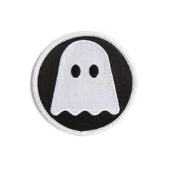 Ghostly Logo Patch - International