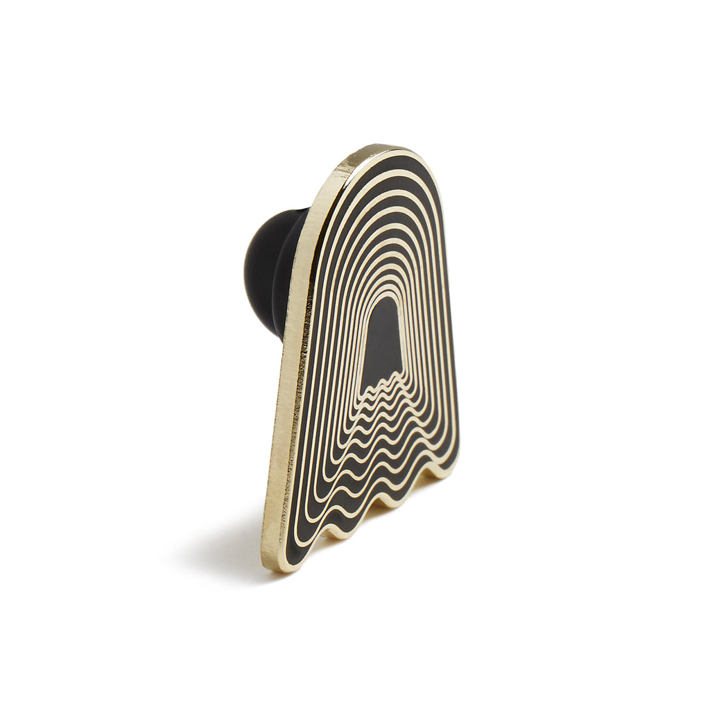 Echo Logo Pin by Hinterland