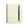 Rollbahn Small Notebook - Navy Blue
