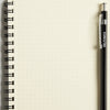 Rollbahn Medium Notebook - Black