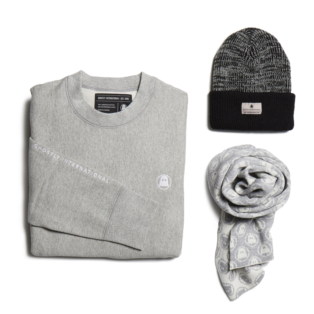 The Winter Bundle - Grey
