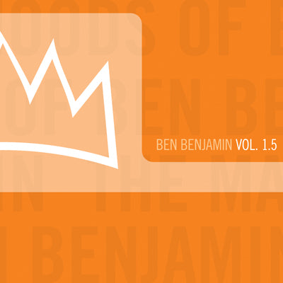 The Many Moods of Ben Benjamin Vol. 1.5