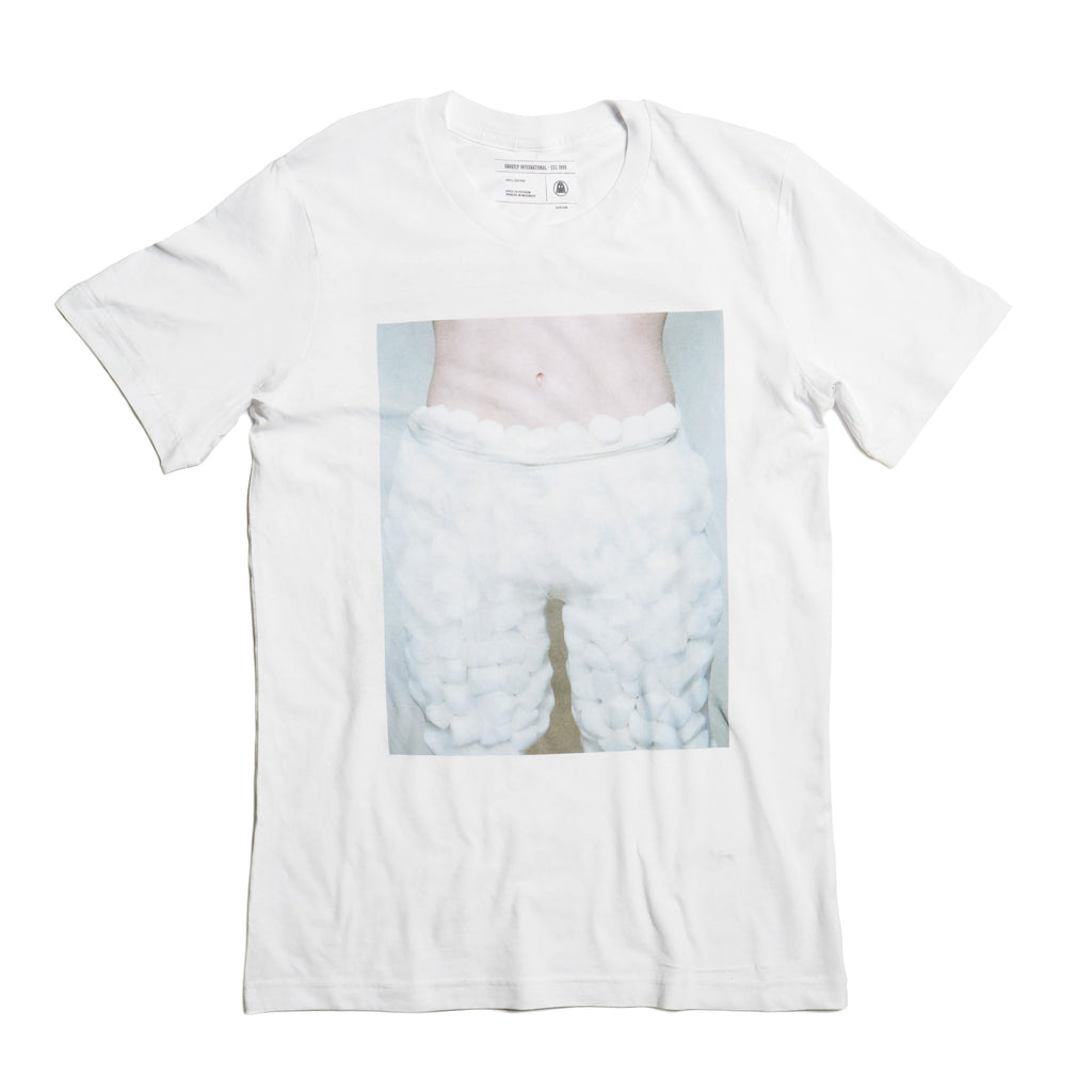 Marshmallow Pants Tee