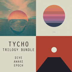 The Tycho LP Trilogy