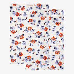 Anemone Set of 2 Tea Towels
