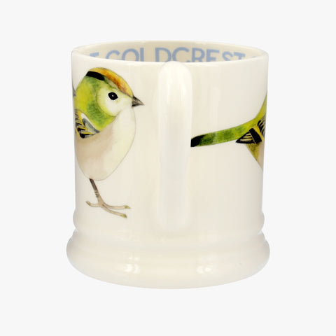 Seconds Goldcrest 1/2 Pint Mug