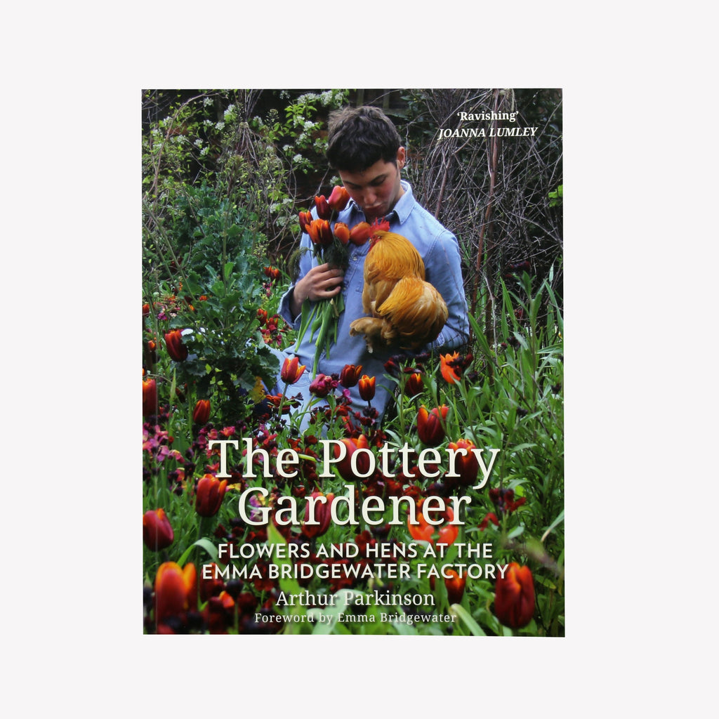 Pottery Gardener Paperback Book By Arthur Parkinson