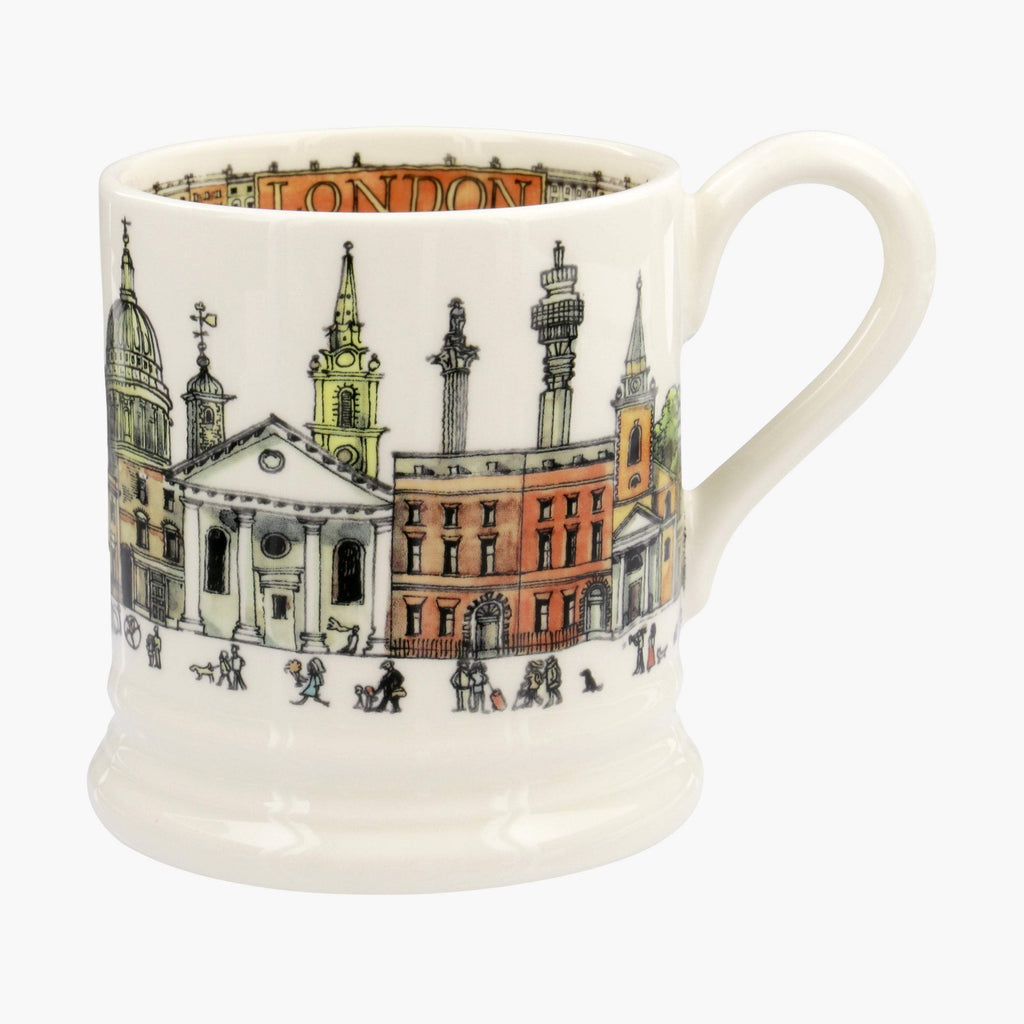 Seconds Cities Of Dreams London 1/2 Pint Mug