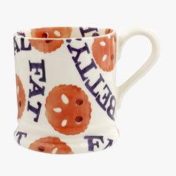 Seconds Fat Rascal 1/2 Pint Mug