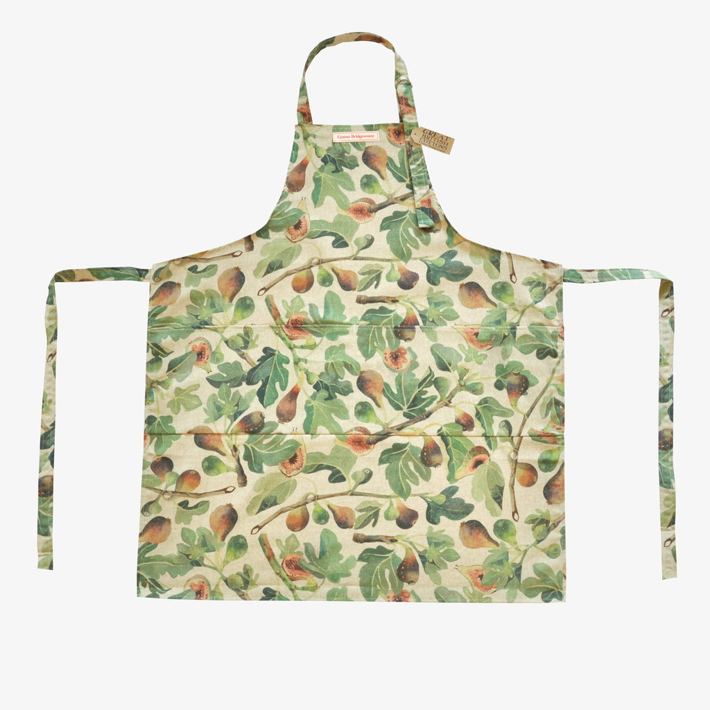 Vegetable Garden Figs Apron