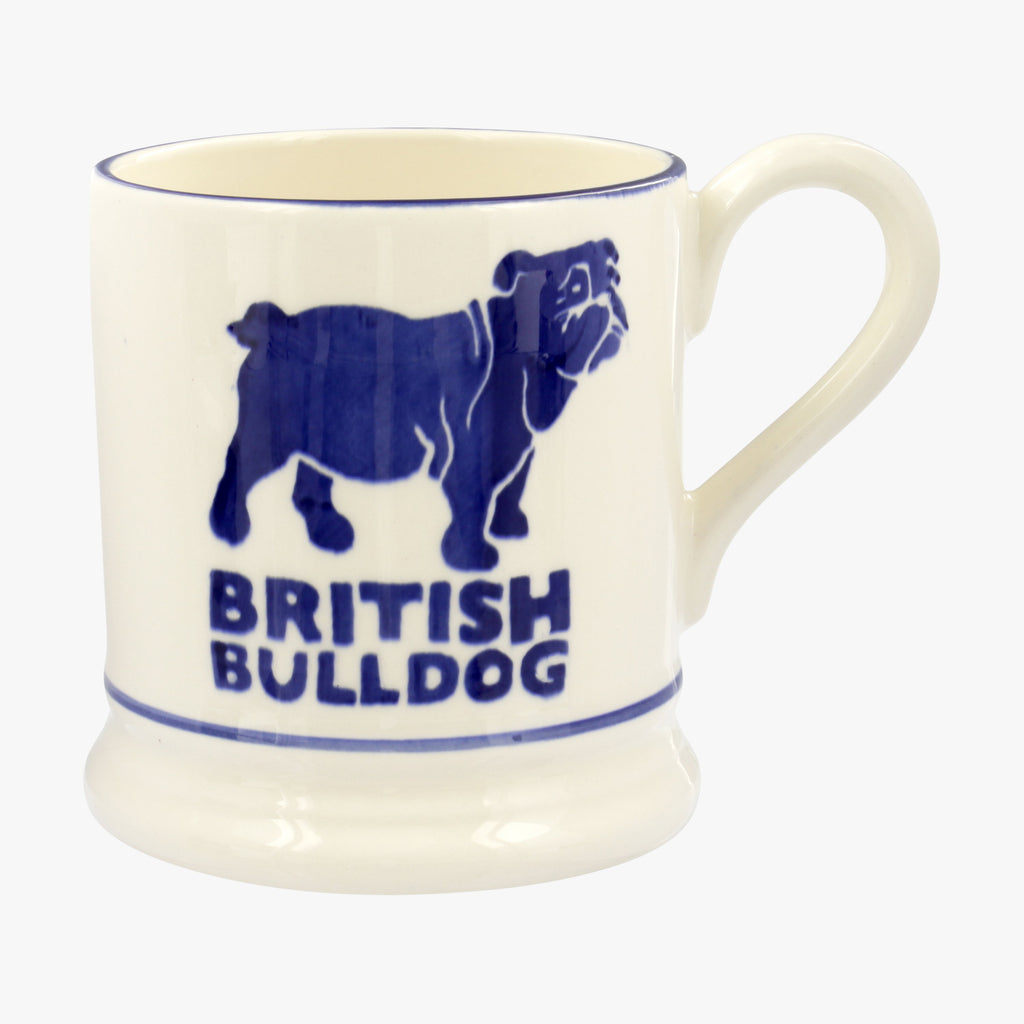 Seconds British Bulldog 1/2 Pint Mug