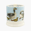 Seconds Bright New Morning Goose & Goslings 1/2 Pint Mug