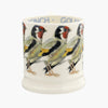 Seconds Birds Goldfinch 1/2 Pint Mug