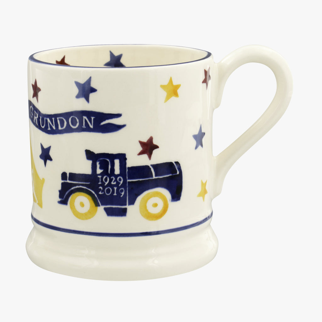Seconds Giffords Grundons 1/2 Pint Mug