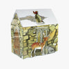 Year in the Country Cottage Medium House Tin