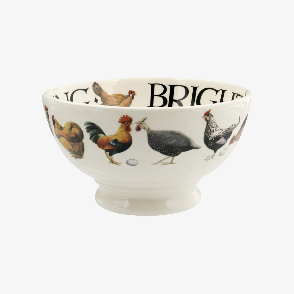 Seconds  Rise&Shine Brand New Morning French Bowl