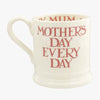 Pink Toast Like Mother Like Daughter 1/2 Pint Mug Boxed
