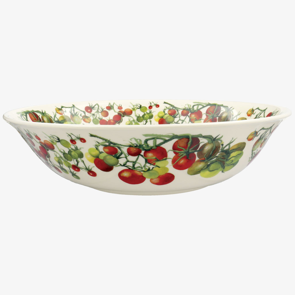 Seconds Vegetable Garden Tomatoes Large Dish