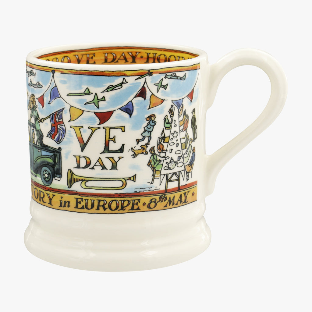 Seconds Ve Day 75Th Anniversary 1/2 Pint Mug